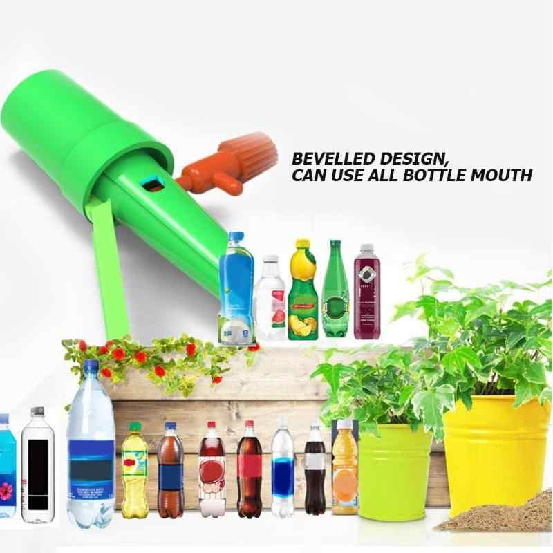 自動水まきスパイク植物フラワーガーデン自動点滴灌漑水まきシステム屋内給水器ボトル点滴灌漑