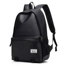 Skórzany plecak nastolatków torba szkolna, mężczyźni, kobiety, plecak, plecak na laptopa chłopców dziewczęce plecaki szkolne torba na ramię Mochila