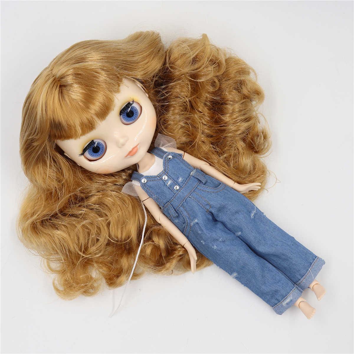Icy Dbs Blyth Pop Bjd Speelgoed Joint Body Wit Huid Glanzend Gezicht 30Cm 1/6 Op Verkoop Speciale Aanbieding