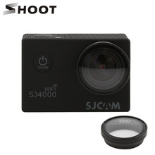 SCHIETEN UV Filter voor SJCAM SJ4000 SJ4000 + Wifi h9 h9r C30 Camera Lens Filter Voor SJCAM 4000 SJ4000 Plus c10S Camera Accessoires(China)
