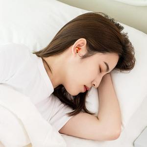 Image 4 - Xiaomi tapones para los oídos Jordan & Judy para dormir, tapones para los oídos para dormir con cancelación de ruido, cómodos, reutilizables, con filtro de ruido