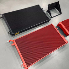 Boost intercooler kit para amg c63/c63s w205 4.0t