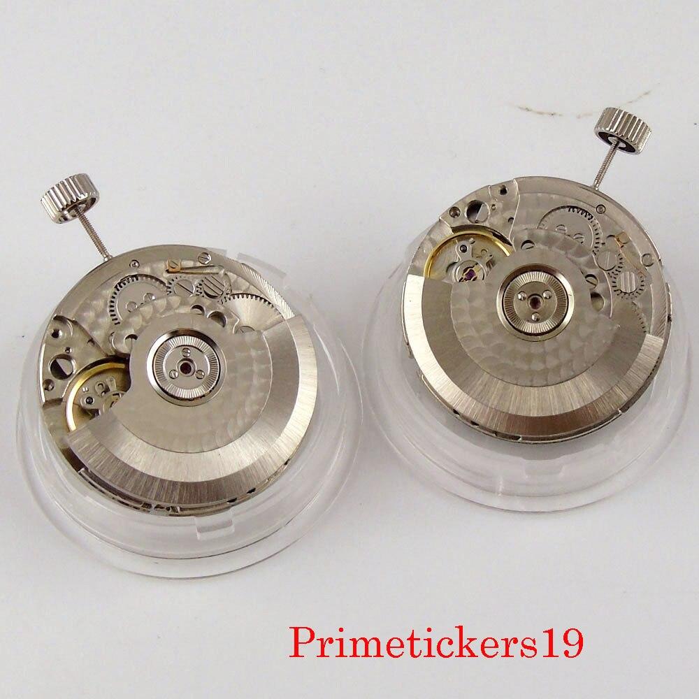 ou branco data exibir anel relógio de pulso peças