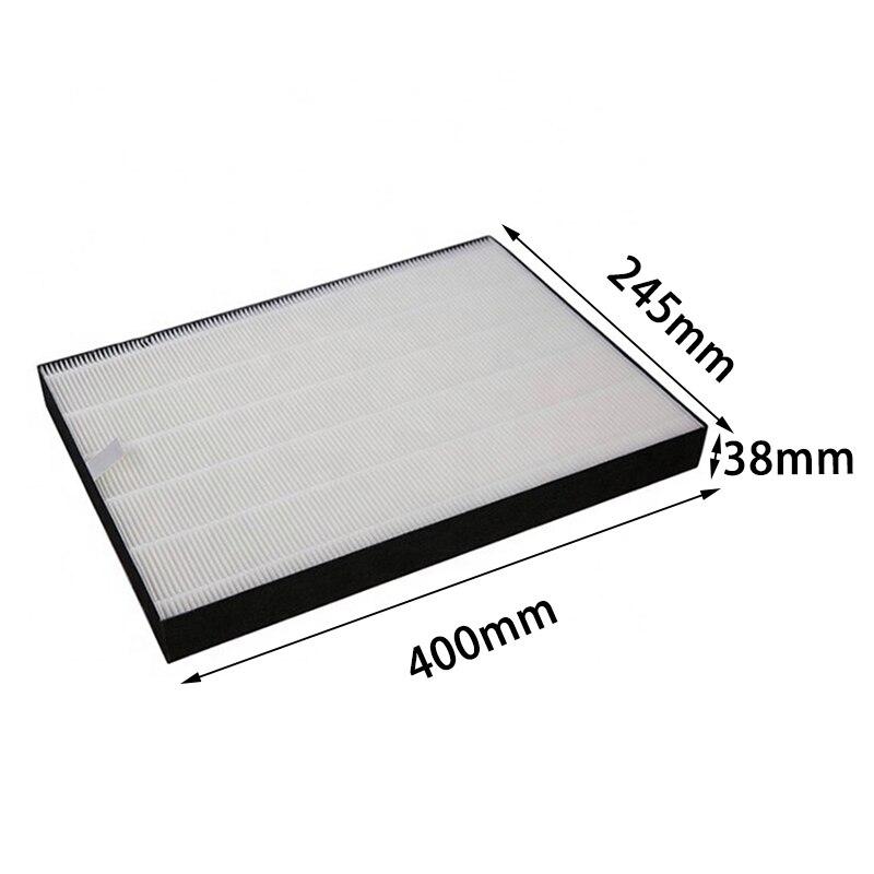 1pc Filter For Sharp KC-850U/KC-850-W Replacement OEM Number FZ-C100HFU,FZ-C100DFU Tool Parts High Quality