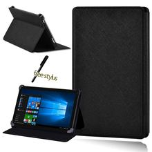 Tablet case for chuwi hi9/hi10/h ipad tablet universal pu leather