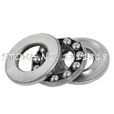 Machine Tool Single Direction Thrust Ball Bearing 51203