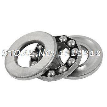 Machine Tool Single Direction Thrust Ball Bearing 51203