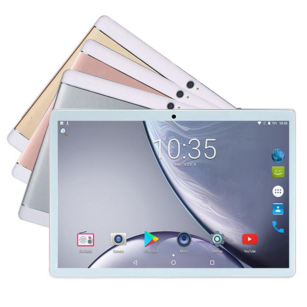 Tablet PC Multi-language Gravity Sensor 10.1 Inch Android 7.0 Octa Core Rom Dual Sim Phone CallAndroid 7.0 Octa Core