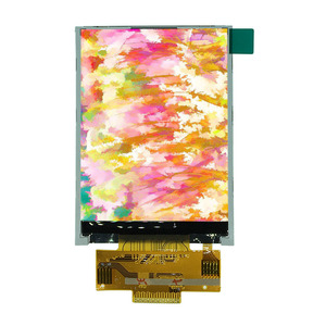 SPI 2.8 inch TFT LCD display touch panel 18 pin at least need 9 IO screen ILI9341 drive 262K full color Weld Sold Super wide