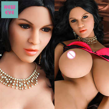 167cm (5.47 Ft) Full Size Silicone Real Sex Doll With Big Boom Plump Body Exotic Love Doll Realistic Metal Skeleton Latina - DISCOUNT ITEM  47% OFF All Category