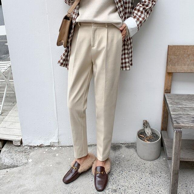 Winter Woolen Pants  1