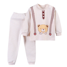 Baby pajamas newborn autumn winter cotton pyjamas set fashion baby boy girl clothes toddlers sleepers sleeping gown
