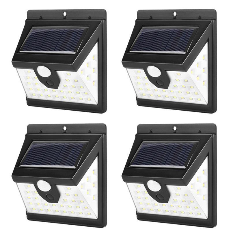 8042 led solar luz ao ar livre