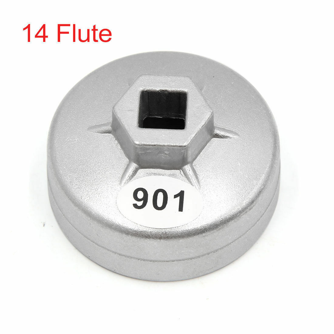 Wrench Auto Tool 1/2 Square Drive 65mm 14 Flutes End Cap Oil Filter Wrench Auto Tool For Toyota Fengshen Nissan