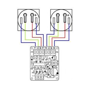 Image 4 - 新しいホットdc 12v vuメーターオーディオパワーアンプレベルメータードライブモジュール