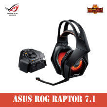 ASUS national Rog Strix 7.1 multi-canal e-sports casque jeu compétitif casque Raptor 7.1 canal version(China)