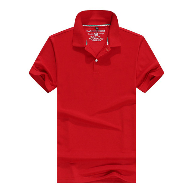 Men's Polo Shirt For Men Desiger Polos Men Cotton Short Sleeve Shirt Slim Breathable Clothes Jerseys Golftennis Plus Size S- 4XL 1
