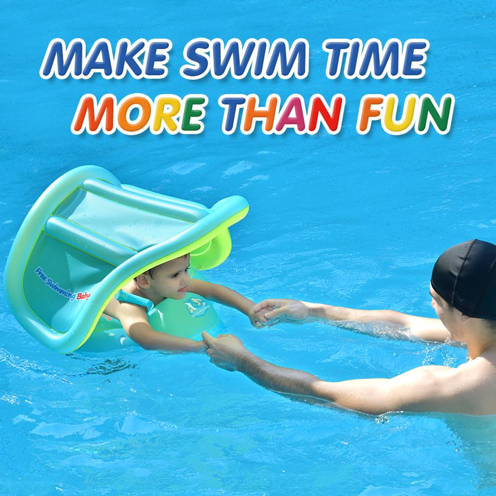 Closeout DealsInflatable-Ring-Toy Circle Floating Swim-Pool-Accessories Swimming-Ring Bath Baby Infant