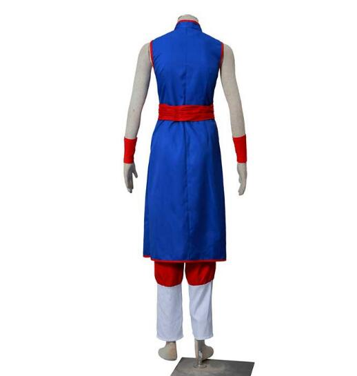 Anime Dragon Ball chi-chi Cosplay Costume femmes enfant Costume Costumes Halloween bleu robe fantaisie