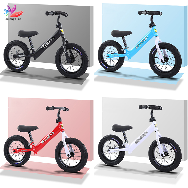 Baby Balance Bike Walker Kids Ride on Toy Gift for 2-6 Years Old Children for Learning Walk Scooter Two Wheels Sports Toys M093