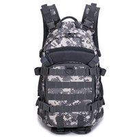 Tactical Bag Military Army Backpack Molle Hiking Rucksack Mountaineering Camping Fishing Oxford For Cycling Sports Travel Bag