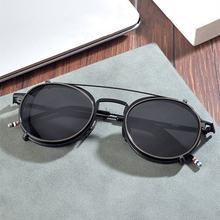 Бренд thom desigher tb710 мужские очки в оправе с солнцезащитными