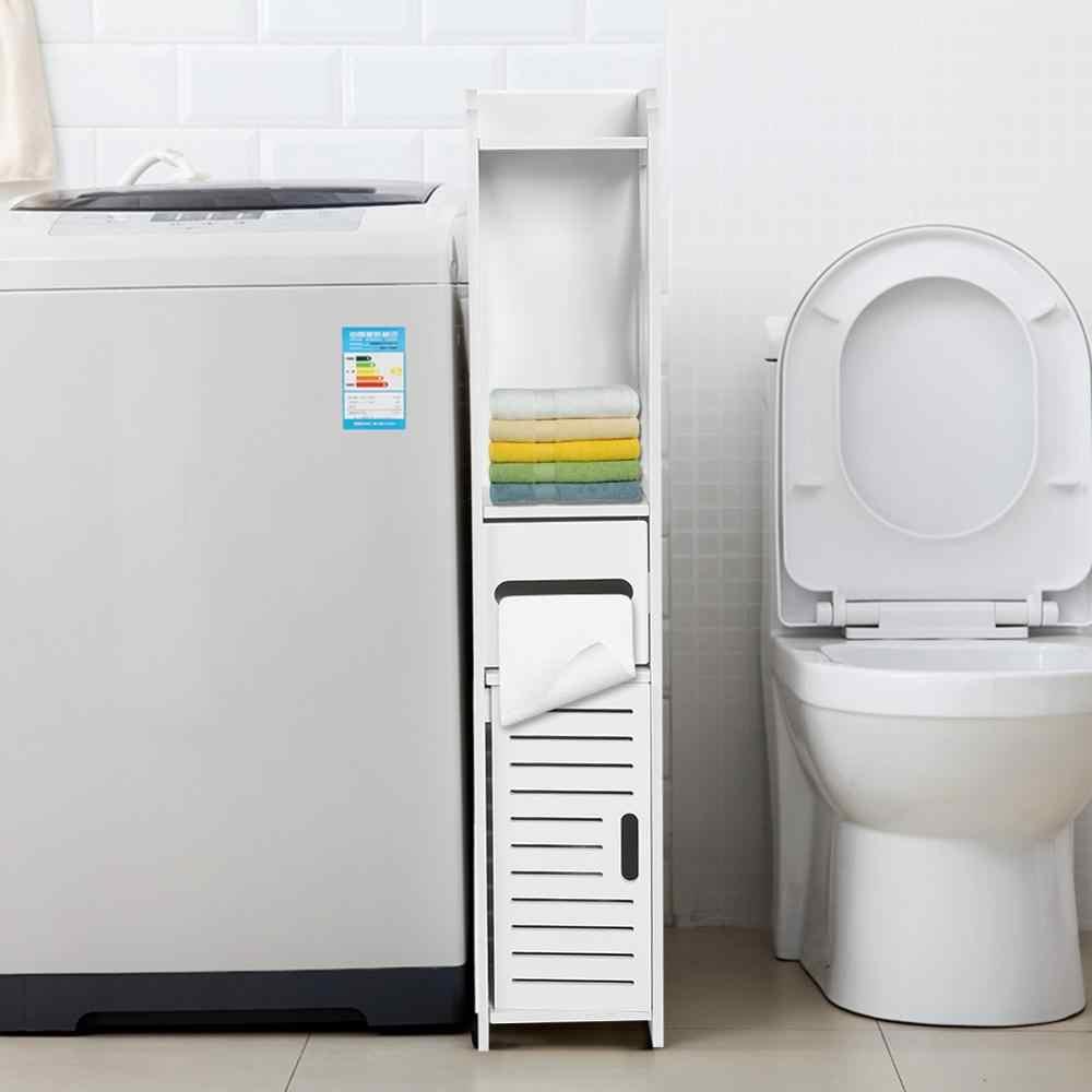 80x15 5x15 5cm Armoire De Salle De Bain Toilette Lavabo