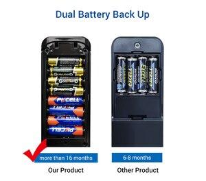 Image 4 - TTlock APP Biometric Fingerprint Door Lock Keyless Smart Lock WiFi Bluetooth Fingerprint Lock Electronic Home Lock Dual Battery