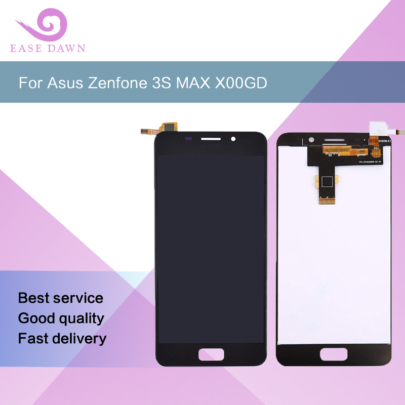 For <font><b>Asus</b></font> Zenfone <font><b>3S</b></font> <font><b>MAX</b></font> ZC521TL X00GD LCD IPS DISPLAY LCD Screen+Touch Panel Digitizer Assembly For <font><b>Asus</b></font> Display Original image