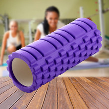 33cmeva Hollow Spike-Shaped Yoga Column Hollow Foam Shaft Balance Rod Pilates Yoga Column()