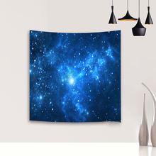 Tapestry wall hanging wall decoration Nordic Sky tapestry tablecloth home hanging picture wall hanging Printed wall tapestry halloween witch printed waterproof wall hanging tapestry