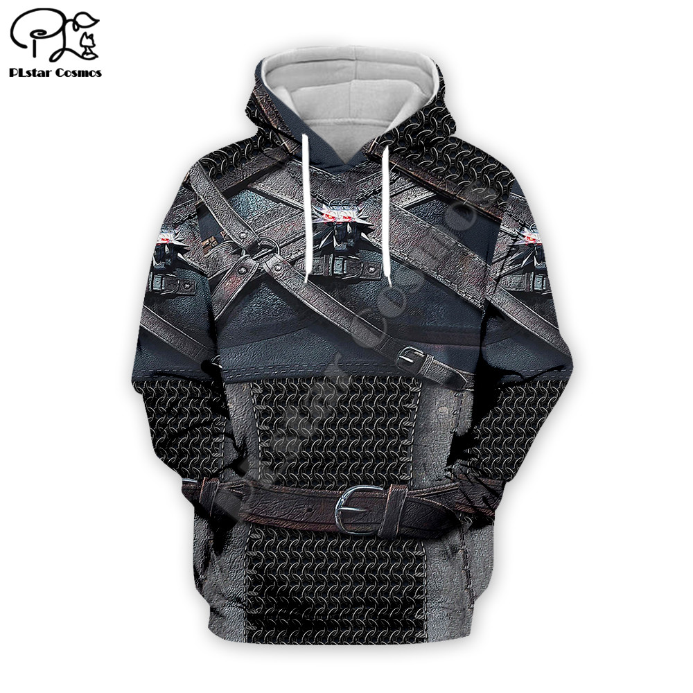 PLstar Cosmos Witcher 3D Printed Hoodie Men For Women Fashion Hooded Sweatshirt Long Sleeve Pullover Hip Pop Style Zip Hpodies