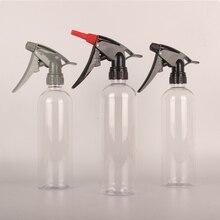 2020 New  500ML Professional Sprayer Chemical Resistant Transparent Bottle Adjustable Sprayer Head Car Washing Auto Detailing