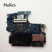 Hulics Original 646246-001 658341-001 placa base para HP Probook 4530s 4730s 6050A2465501 Tablero Principal