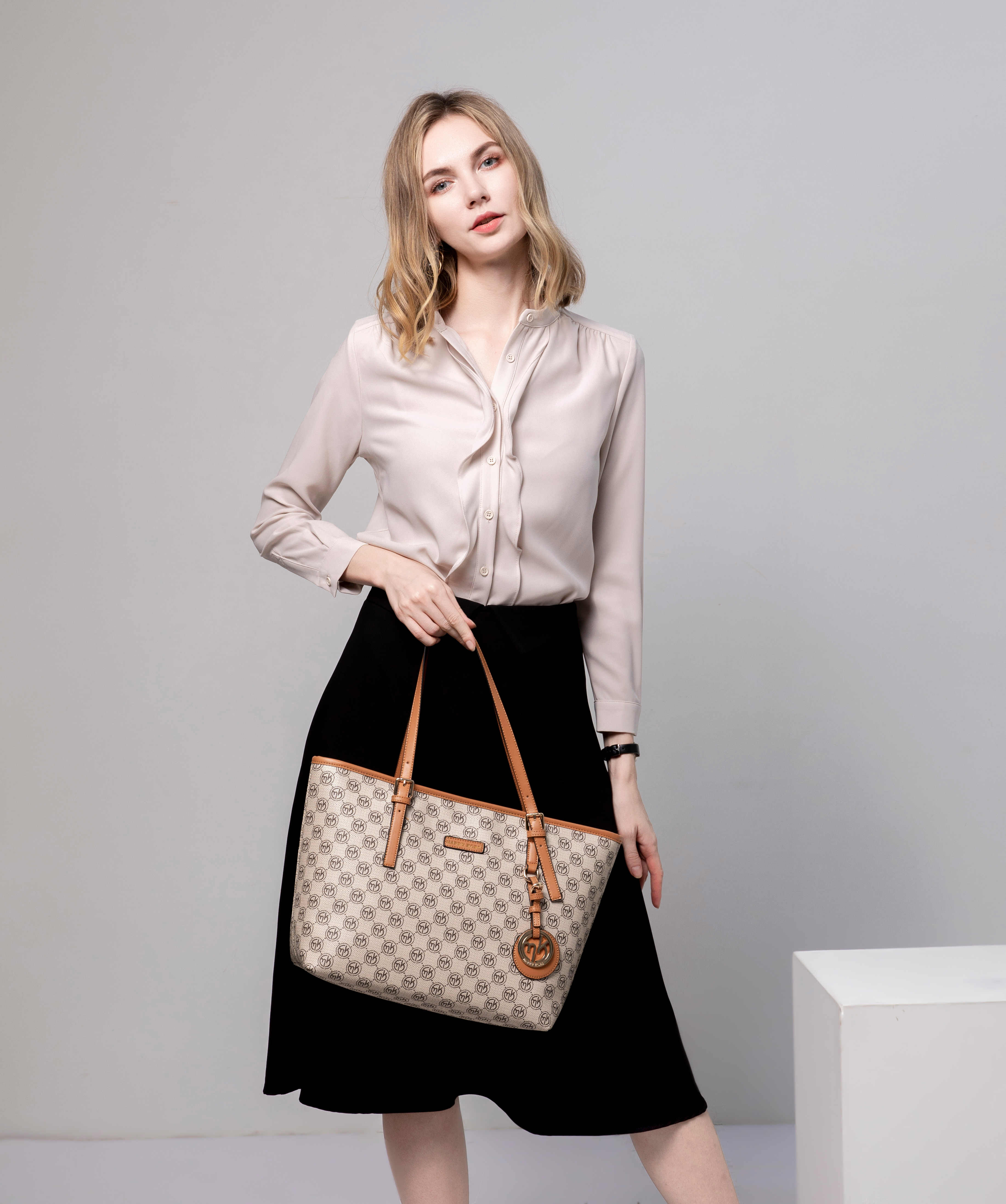 Trouwen Kors Designer Luxe Handtassen Vrouwen Tassen Mode Lederen Rits Eenvoudige Schoudertassen Crossbody Tassen Voor Vrouwen