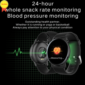 smart bracelet 1.3'' screen dynamic heart rate blood pressure monitor multi-sports mode multi-dial IP67 depth waterproof fitness
