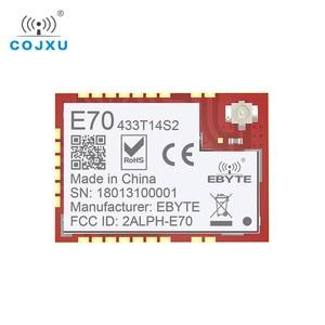 Image 3 - CC1310 433 MHz IOT SMD ebyte E70 433T14S2 rf Drahtlose uhf Modul Sender und Empfänger 433 MHz RF Modul UART