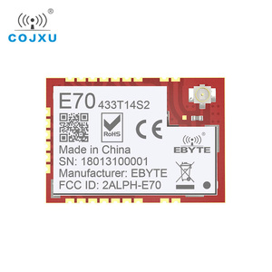 Image 3 - CC1310 433MHz IOT SMD ebyte E70 433T14S2 rf Wireless uhf Module Transmitter and Receiver 433 MHz RF Module UART