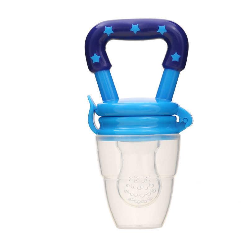 Chupetes de alimentación para bebés, comida fresca, alimentador de frutas para niños, alimentación con tetinas, suministros seguros para bebés, tetina, botellas para chupete