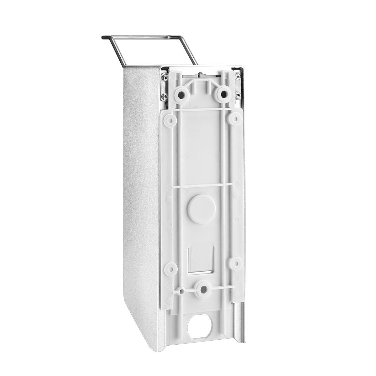 H5ef3c034191e4fd995869d6149910087W Wall-Mount Liquid Soap Dispenser Pump Hospital Elbow Press Hand Sanitizer Soap Dispenser Bottle For Kitchen Hotel Bathroom