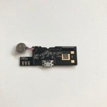 Original usado blackview a7 usb plug placa de carga + motor vibração para blackview a7 mtk6737 5.0 polegada hd 1280x720 rastreamento