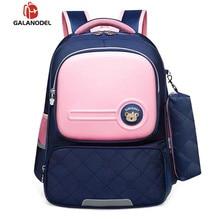 Orthopedic Backpack Girls School Bags School Bag for Girl Zipper Kid School Bag Cute Children Backpack Mochila Escolar midea e60mew0v01