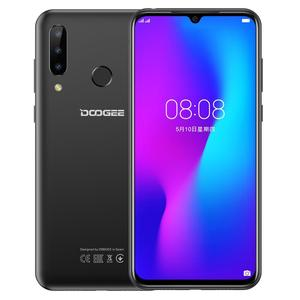"""Image 1 - DOOGEE N20 Mobile Phone Android 9.0 4G LTE MTK6763V Octa Core 4GB RAM 64GB ROM 6.3"""" FHD+ 19:9 Display 16.0MP 4 Cameras 4350mAh"""