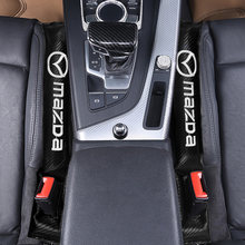 Автомобильный логотип пылезащитные аксессуары для сиденья mazdas