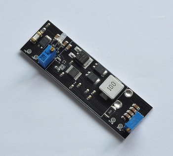 CN3722 CN3717 MPPT 5A solar Panel controller Li-Ion lead acid lithium battery Charger charging DC 12V 24V buck module image