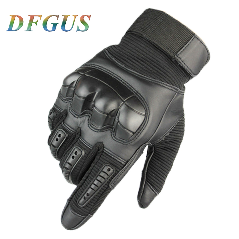 Touch Screen Outdoor Hard Knuckle Tactical Gloves Military Army Shooting Airsoft Combat Hunting Hiking Glove Full Finger