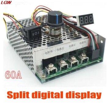 цена на Electronic governor switch DC motor controller 12V24V36V48V forward and reverse digital scale