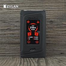 original innokin coolfire ultra 150w tc kit with 4000mah coolfire ultra tc mod ZYLAN Full Case For Smok Morph 219 Kit Tc Mod Vape Silicone Skin Sleeve Cover Wrap Decal Protective For Smoktech Morph 219w