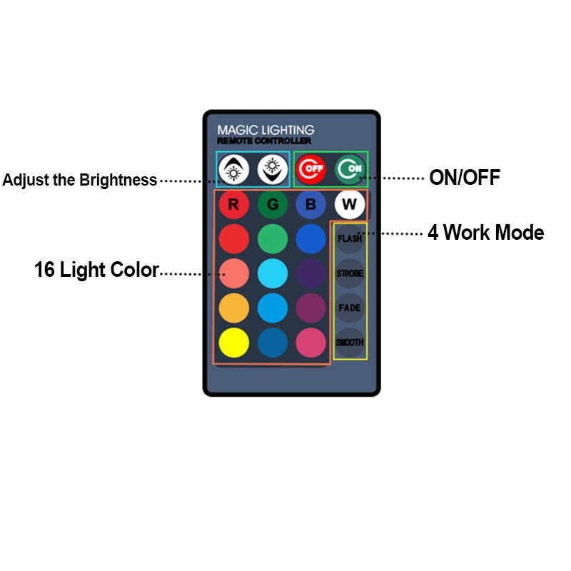 Data data powrotu (3D, noc, lekki nowość LED ciężarówka samochodów Model zbiornika LED Nightlight zmienia kolor domu Deco RGB lampa stołowa dla dzieci przyjaciel urodziny prezent na Boże Narodzenie