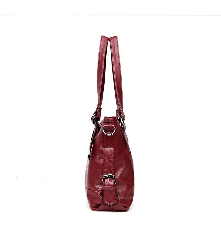 VMOHUO Messenger Bag Women's Ladies Hand Bag Women Leather Handbag Casual Tote Bag Bolsas Femininas Female Shoulder Bag (18)